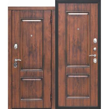 Входная дверь 9,5 см ВЕНА Vinorit Патина МДФ/МДФ Венге