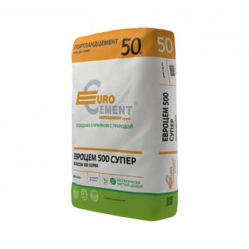 Цемент М-500 50кг