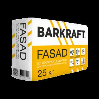 Штукатурка BARKRAFT FASAD Фасадная 25кг