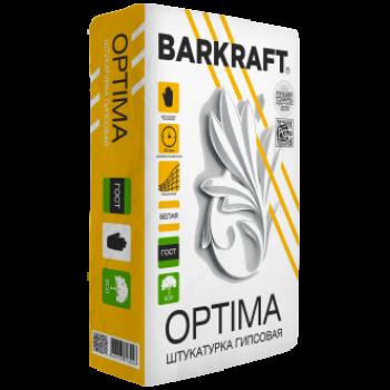 Штукатурка BARKRAFT OPTIMA Ручного нанесения 30кг