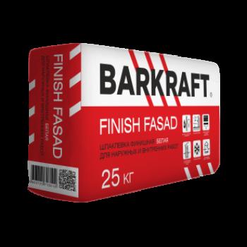 Шпаклевка FINISH FASAD финишная фасадная  25 кг