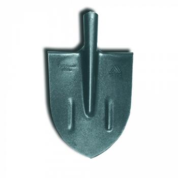 Лопата штыковая ( рельсовая сталь)  без черенка