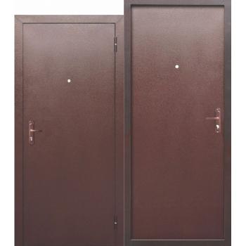 Входная дверь СТРОЙГОСТ 5 РФ Металл/Металл